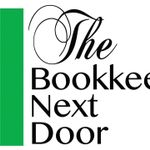 The Bookkeeper Next door profile image.