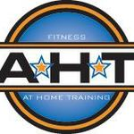 At Home Fitness Training profile image.