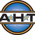 At Home Fitness Training logo