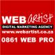 Web Artist logo