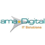 amaDigital IT Solutions profile image.
