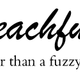 Peachfuzz - Creative Web Group logo