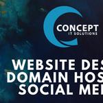 Concept IT Solutions profile image.