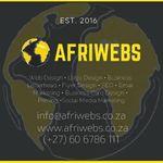 Afriwebs Marketing Agency (Pty) Ltd profile image.