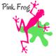 Pink Frog logo