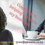 Idea Alive SA - for Business, Executive & Life Coaching profile image.