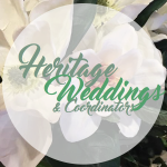 Heritage Weddings and Coordinators profile image.