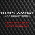 Thats Amore Productions logo