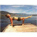 M.E Personal Training Fitness & Yoga profile image.