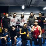 Rebels Boxing & Wrestling Club profile image.