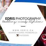 Edris Photography profile image.