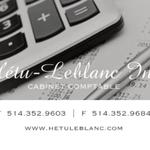 Hétu-Leblanc inc. profile image.