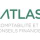 Atlas comptabilité et conseils financiers logo
