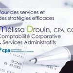 Mélissa Drouin, CPA, CGA profile image.