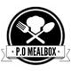 P.O. Mealbox logo