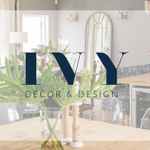 Ivy Décor & Design profile image.