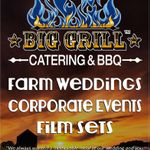 Big Grill Catering & BBQ profile image.