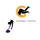 G pour Gascon web designer & illustrateur logo