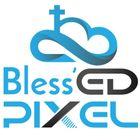 Bless'ED PIXEL web agency logo