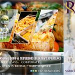 Reekum Events and Catering profile image.