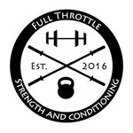 Full Throttle Strength and Conditioning profile image.