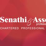 Senathi & Associates Chartered Accountants profile image.