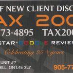 Tax 2000 Inc. profile image.