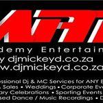 Dj Mickey D - Professional Dj & MC Agency profile image.