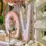 With Love Decor & Flowers profile image.