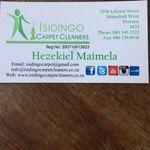 Isidingo Carpet Cleaners CC profile image.