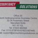 Accountancy Solutions profile image.