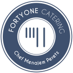 FortyOne Catering by Chef Menajem I Peretz profile image.