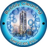 Bubbly Cleaning Service inc profile image.