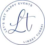 Let's Get Happy Events profile image.