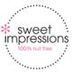 Sweet Impressions Bakery 100% nut free logo