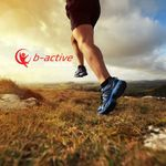 B-Active Fitness Club profile image.