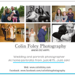 Colin Foley Photography profile image.