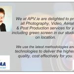 APV.ie  Advanced Photo Video profile image.