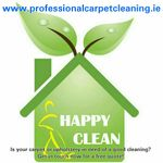 Leather Cleaning Dublin by Happy Clean profile image.