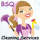 BSQ Cleaning Services logo