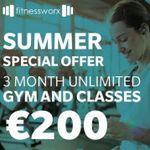 Fitnessworx Gym profile image.
