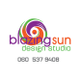 Blazing Sun Design Studio logo