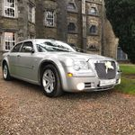 Chrysler wedding cars hire profile image.