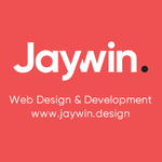 Jaywin Design profile image.