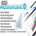 Your Accountant SA East Rand profile image.