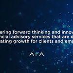AFA - Accounting and Financial Advisory profile image.