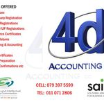 4D Accounting  profile image.