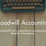 Goodwill Accounting (Pty) Ltd profile image.