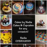 Cakes by Nadia profile image.