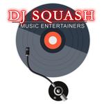 DJ SQUASH MUSIC ENTERTAINERS profile image.